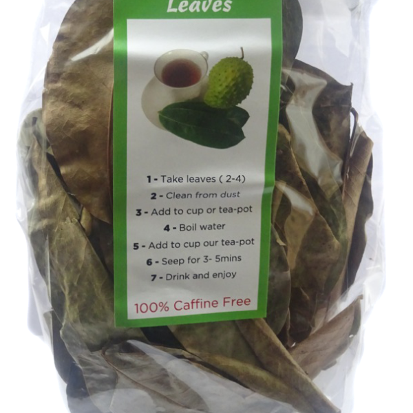 SOUR SOP LEAF TEA
