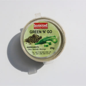 green and go