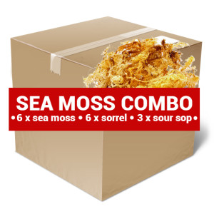 package design SEA MOSS